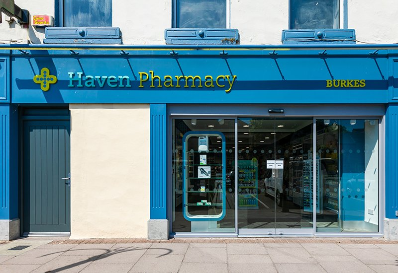 About Haven Pharmacy Burkes Macroom