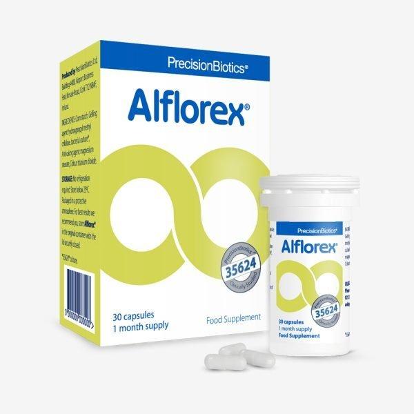 Alflorex Precision Biotics Capsules 30