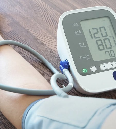 Services - Blood Pressure Monitoring