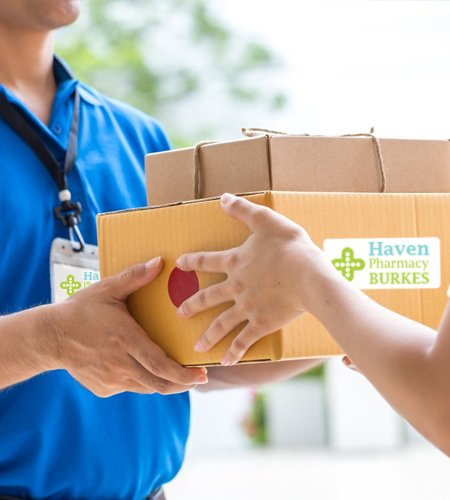 Services - Home Delivery