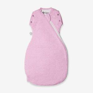 Grobag Newborn Snuggle Pink Marl 2.5 Tog