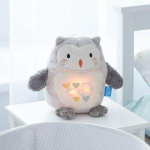 Ollie the Owl Light and Sound Sleep Aid
