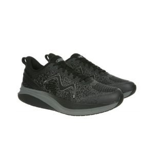 MBT Huracan 3000 Lace Up Black (Men's) Running