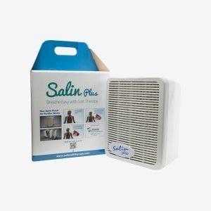 Salin Plus Breathe Easy Salt Therapy Air Purifier