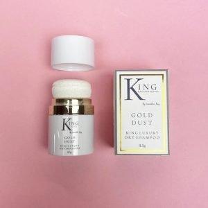 King Hair & Beauty Gold Dust Dry Shampoo