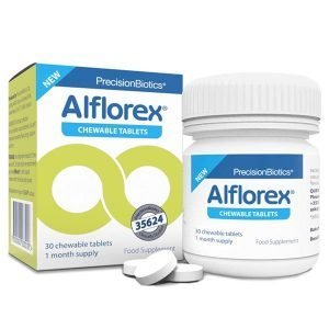 Alflorex Chewable Tablets - 30 Pack