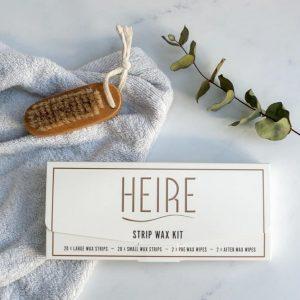 Heirewax Wax Strip Kit