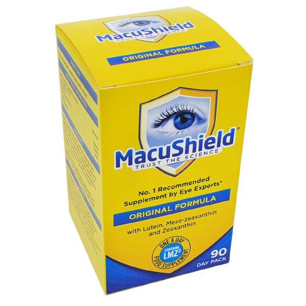Macushield Capsules 90 Pack