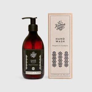 The Handmade Soap Company Bergamot & Eucalyptus Hand Wash - Art Deco