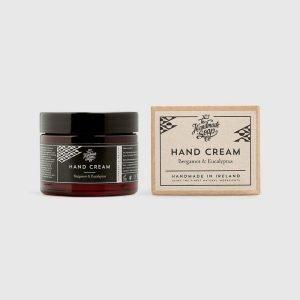The Handmade Soap Co Bergamot & Eucalyptus Hand Cream - Art Deco