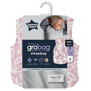 Tommee Tippee 2.5 tog The Original Grobag Botanical Sleepbag
