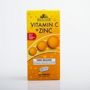 Vitamin C + Zinc Time Release Tablets