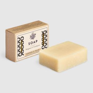 The Handmade Soap Co Bergamot & Eucalyptus Soap