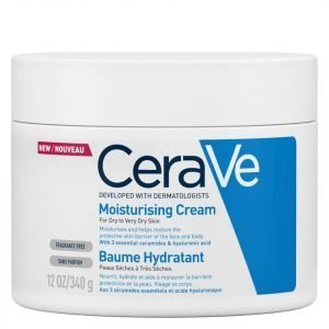Cerave Moisturising Cream Pot 340g