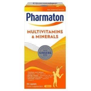 Pharmaton Multivitamins & Minerals