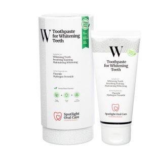 Spotlight Toothpaste for Whitening Teeth