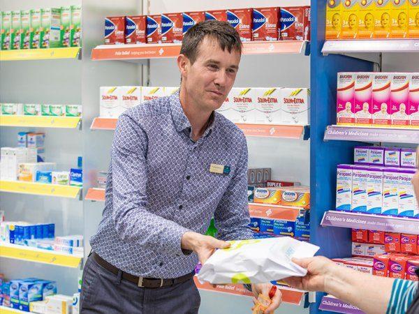 Prescriptions and medicines, Macroom pharmacy